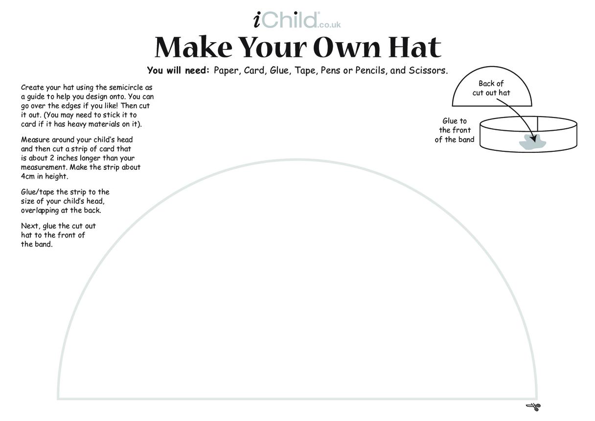 Make a Hat Craft