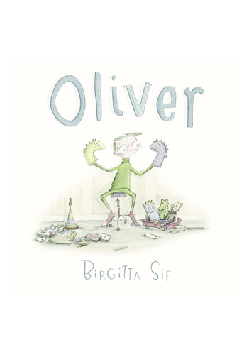 Thumbnail image for the Oliver Video activity.