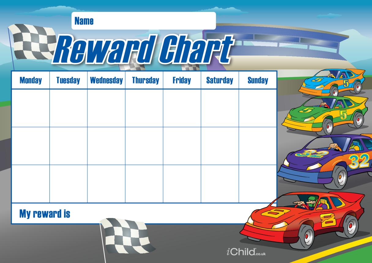 Car Reward Chart