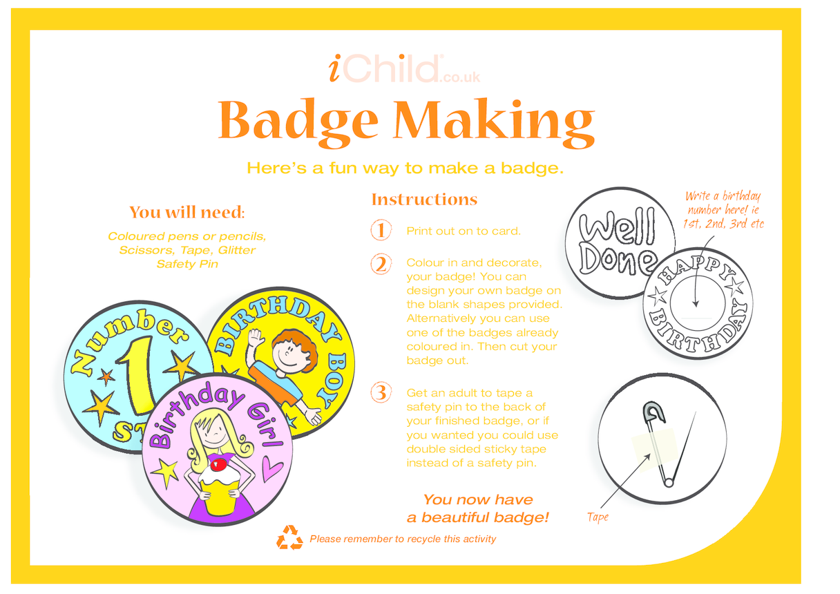 Reward Badges