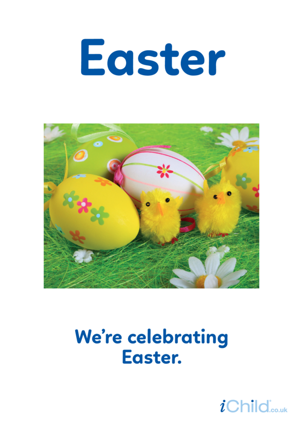 Easter - Photo Poster