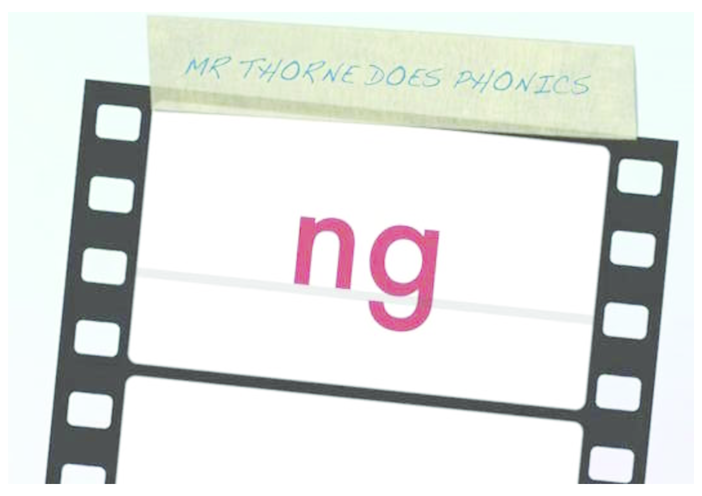Thumbnail image for the Phonics- NG Digraph activity.