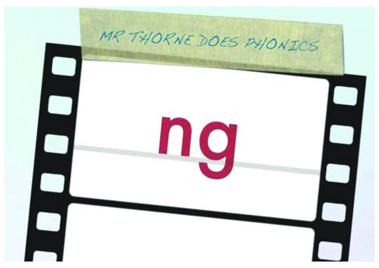 Phonics- NG Digraph