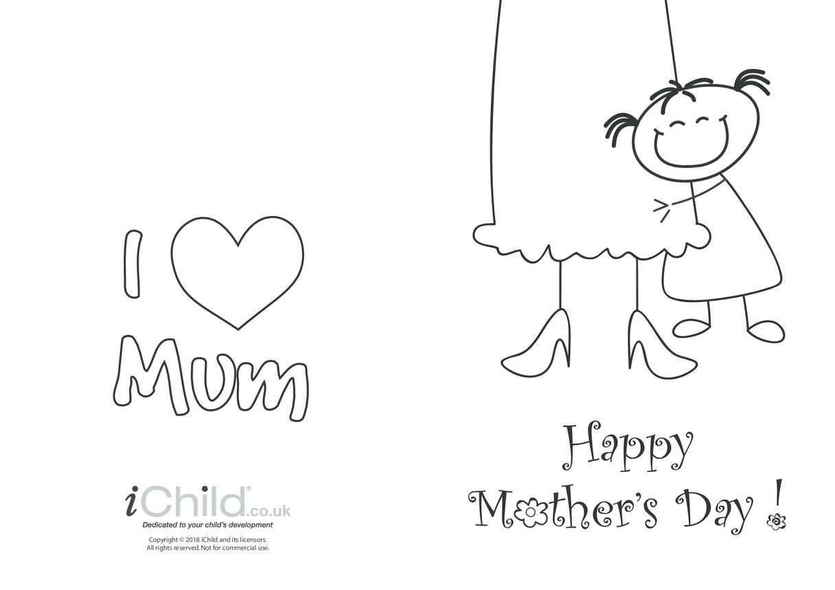 Mother's Day Card - Big Hug (picture 2)