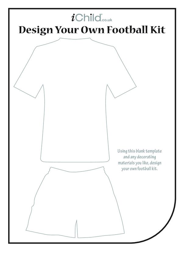 Design a Football Kit