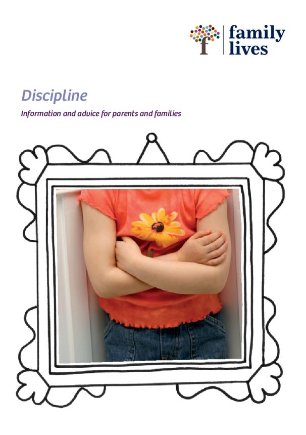 Information Sheet: Discipline