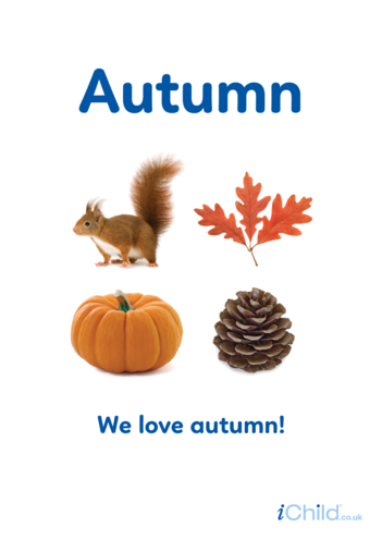 Thumbnail image for the Autumn 2 - Photo Poster activity.
