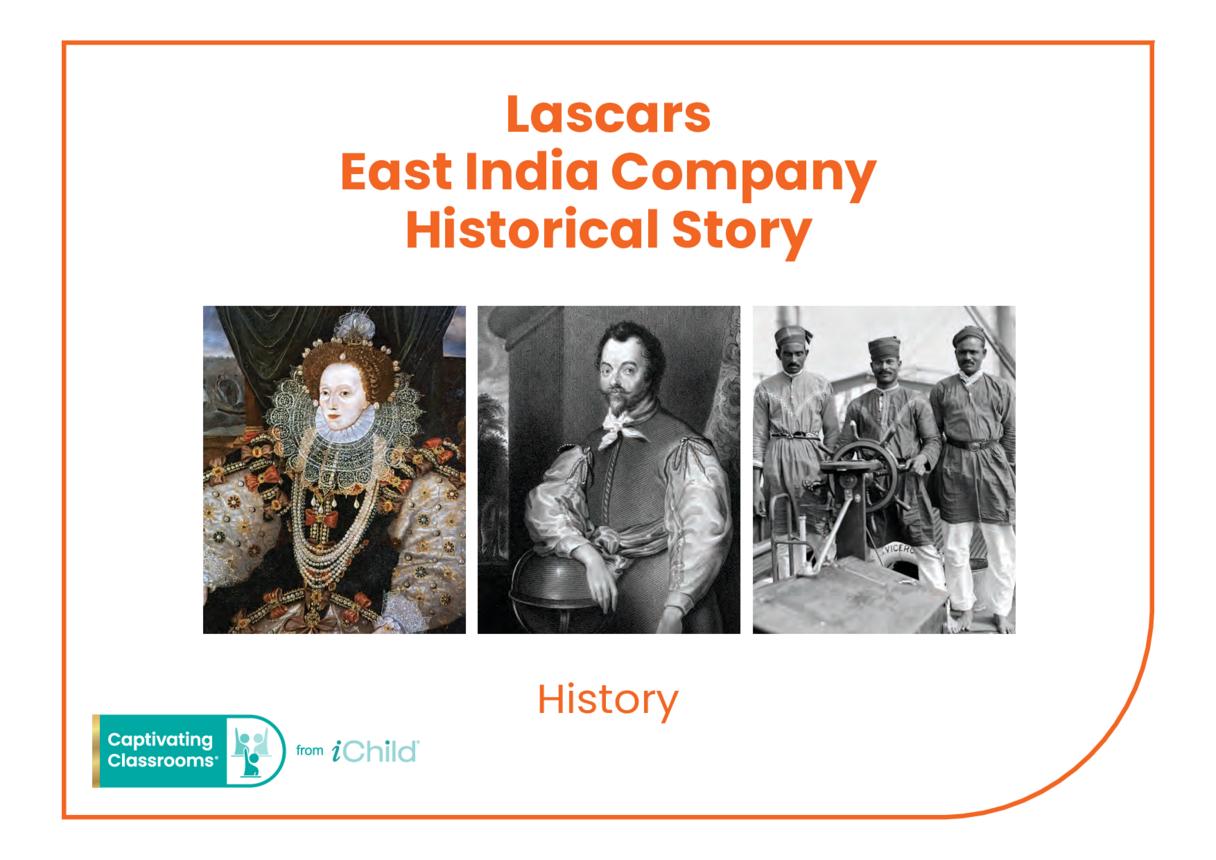 Lascars: East India Company Historical Story