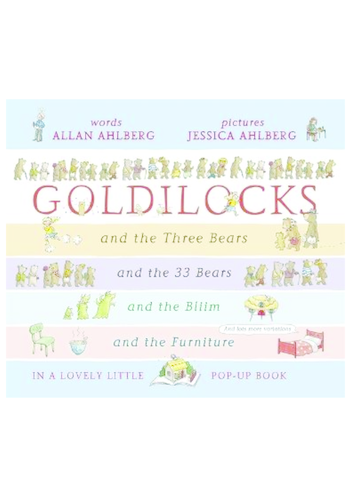 Thumbnail image for the Goldilocks Video activity.