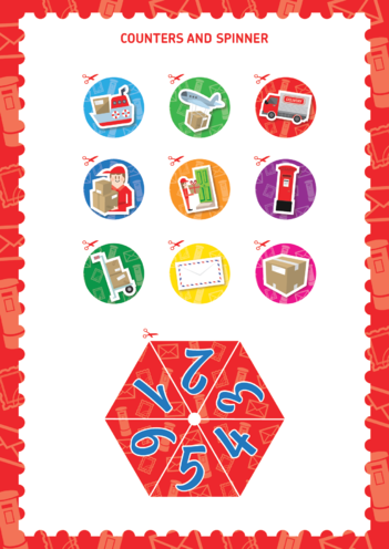 Thumbnail image for the *2017_On Your Way Game Counters activity.