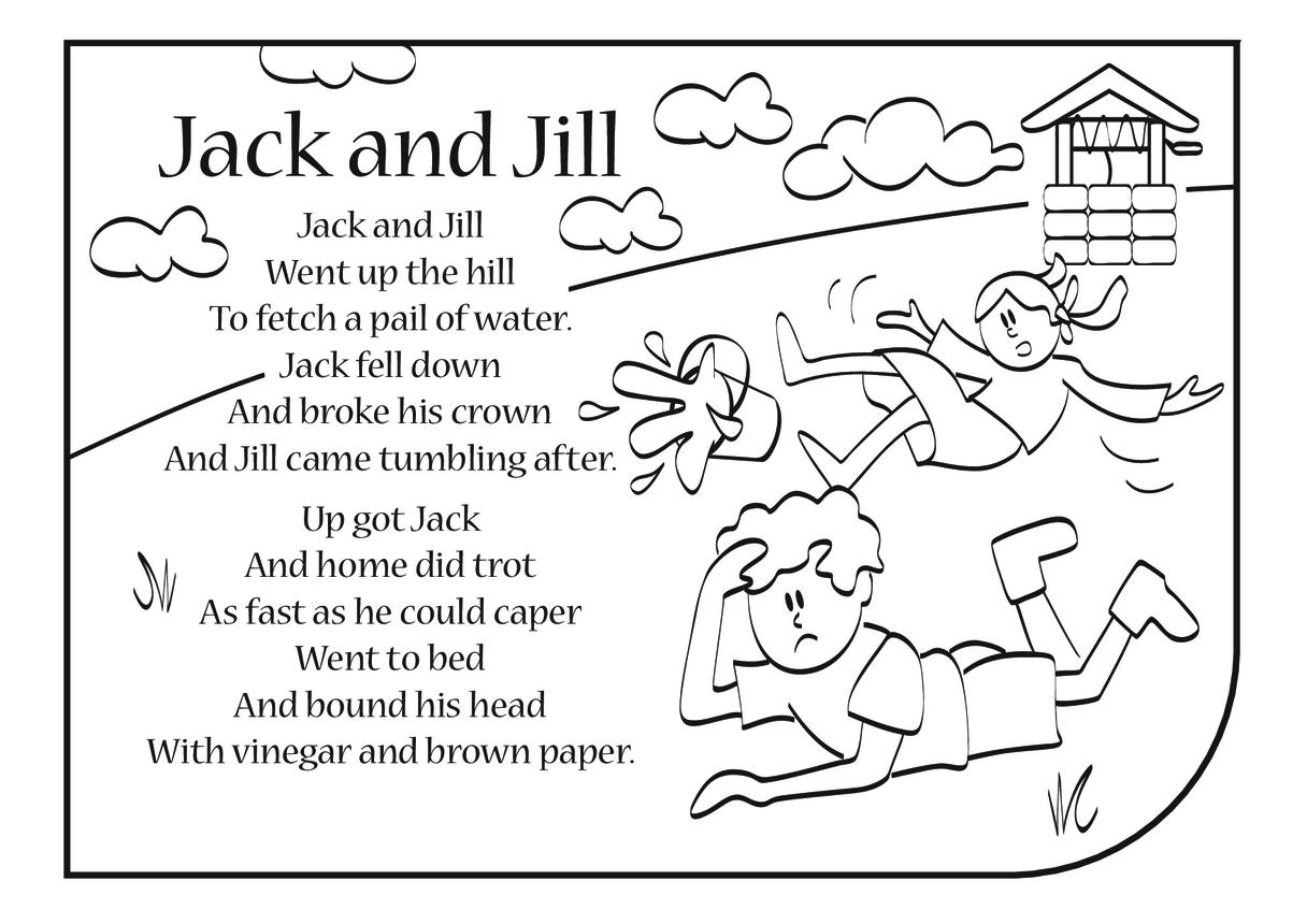 Jack and Jill Lyrics