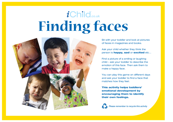 Thumbnail image for the Finding Faces activity.
