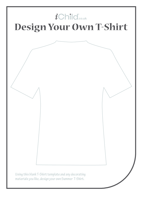 Design a Summer T-Shirt
