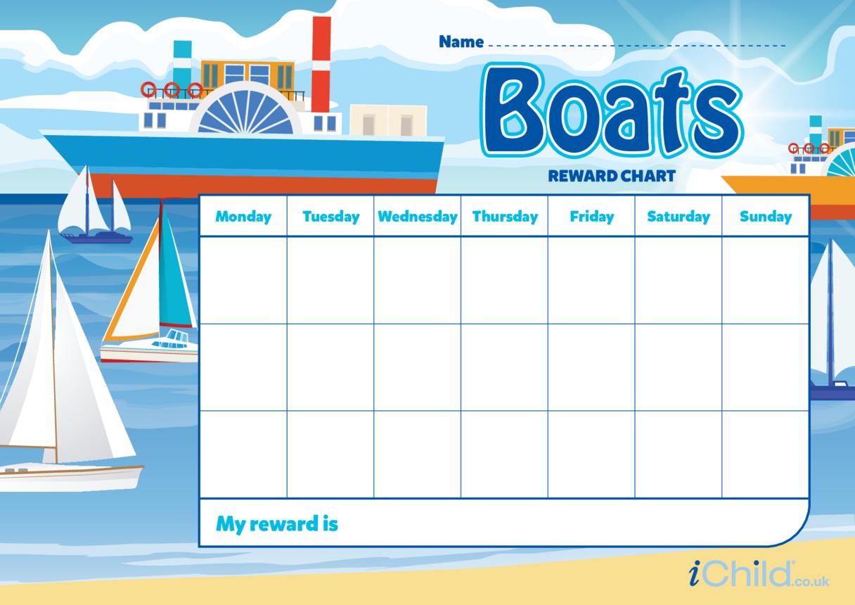 Boat Reward Chart