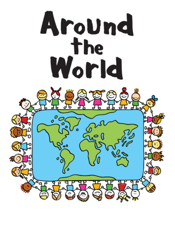 Thumbnail image for the Around the World - Signs & Posters activity.
