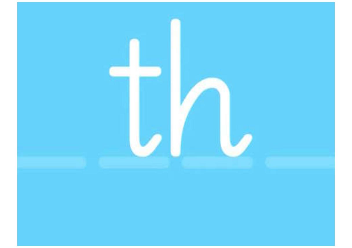 Phonics- TH Digraph