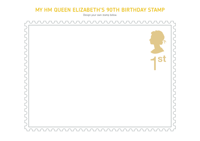 Thumbnail image for the Royal Mail iStamp Club Queen Elizabeth Stamp Activtiy activity.