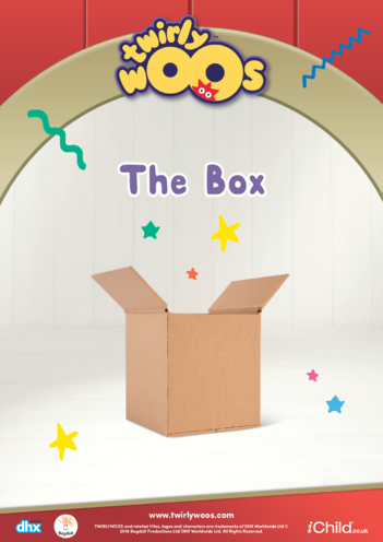 Thumbnail image for the The Box activity.