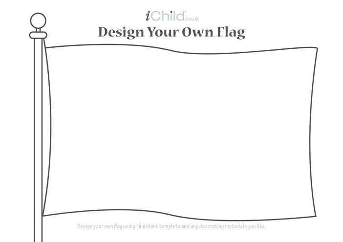 Thumbnail image for the Design Your Own Flag activity.