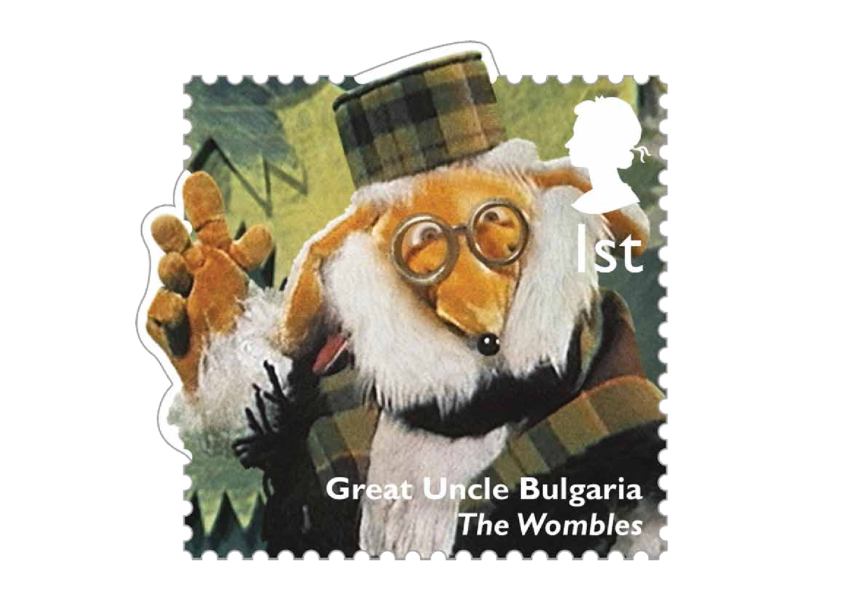 Stamp Image - The Wombles