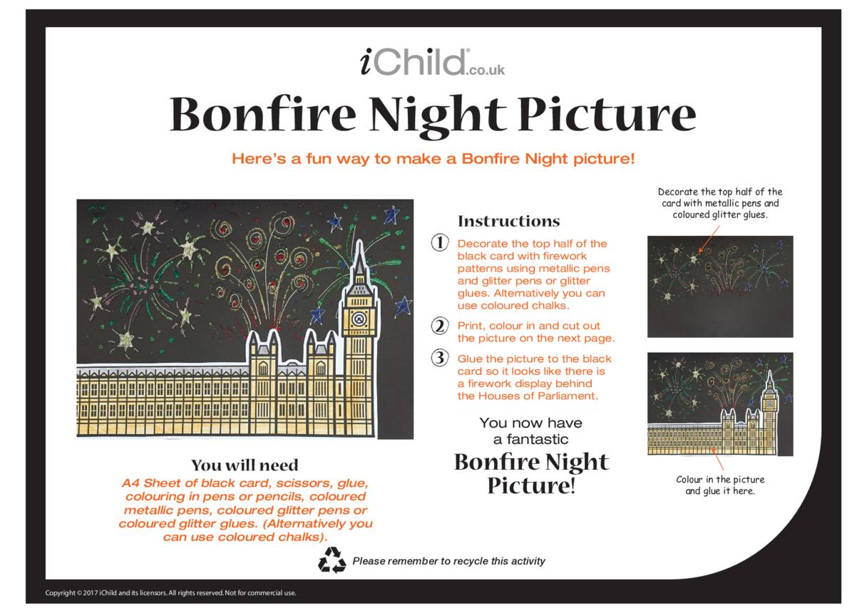 Bonfire Night Picture