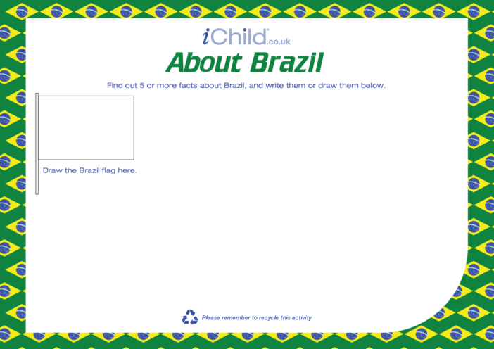 Thumbnail image for the Brazil 2016 Fact Sheet activity.