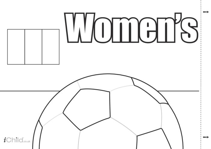 Thumbnail image for the Women's World Cup 2019 - Banner activity.