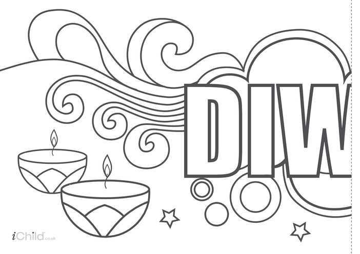 Thumbnail image for the Diwali Banner activity.