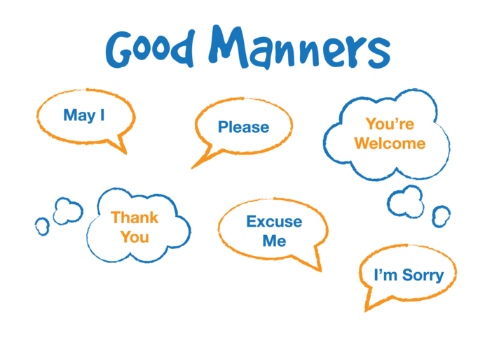 Thumbnail image for the Good Manners - Signs & Posters activity.