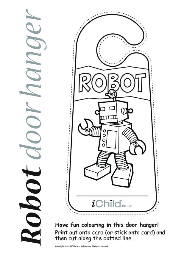 Robot Door Hanger