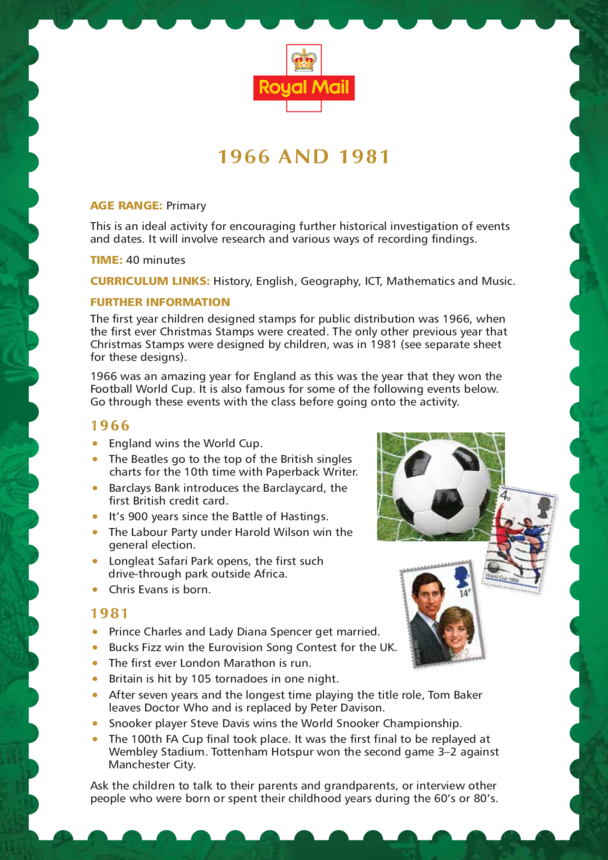 2013_Primary 3) 1966 and 1981 Lesson Plan