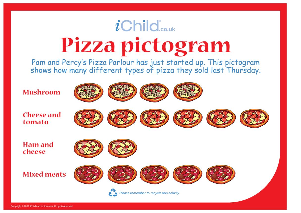 Pizza Pictogram