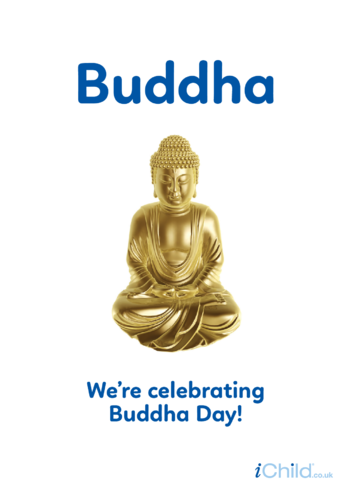 Thumbnail image for the Buddha Day - Photo Poster activity.