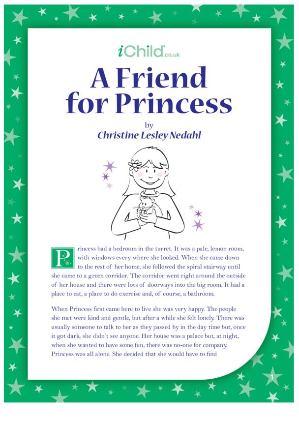 A Friend for Princess