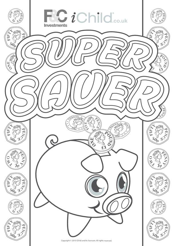 Super Saver Poster