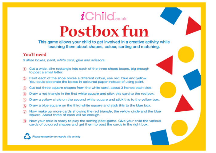 Thumbnail image for the Postbox fun activity.