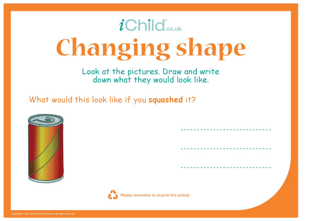 Changing Shape