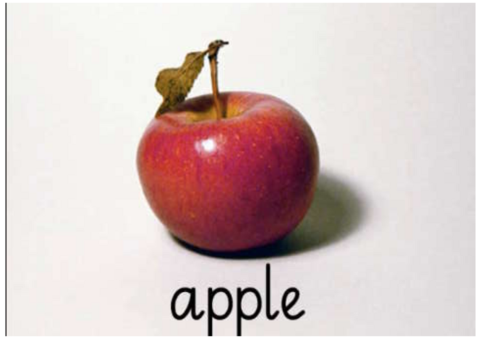 Thumbnail image for the Introduction to the 'A' phoneme activity.