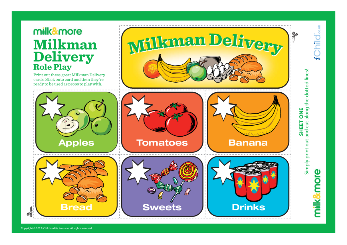 Milkman Role Play