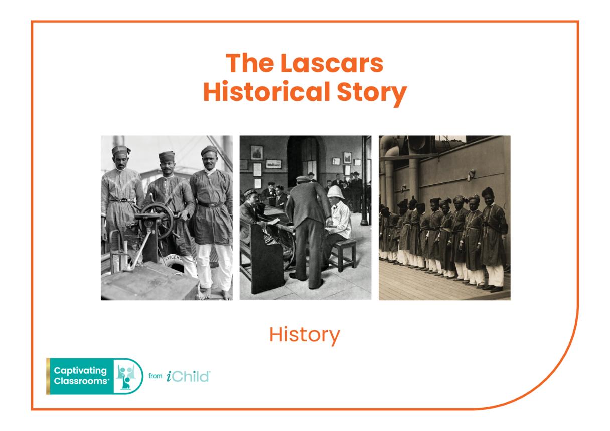 Lascars: Historical Story