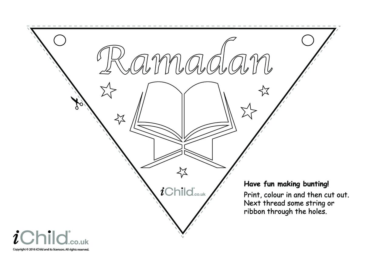Ramadan Bunting