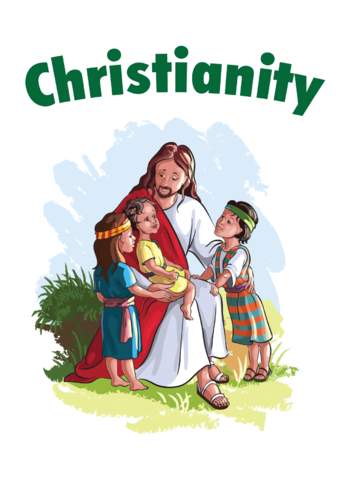 Thumbnail image for the Christianity - Signs & Poster activity.
