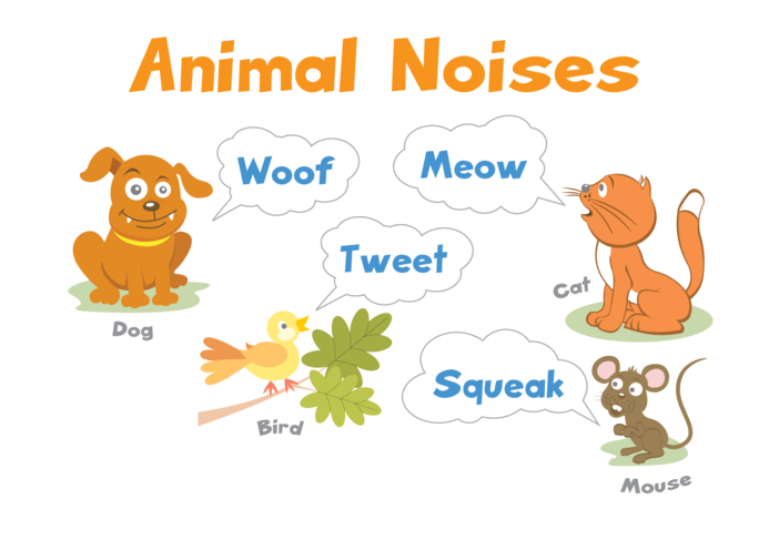 Thumbnail image for the Animal Noises 3 - Signs & Posters activity.