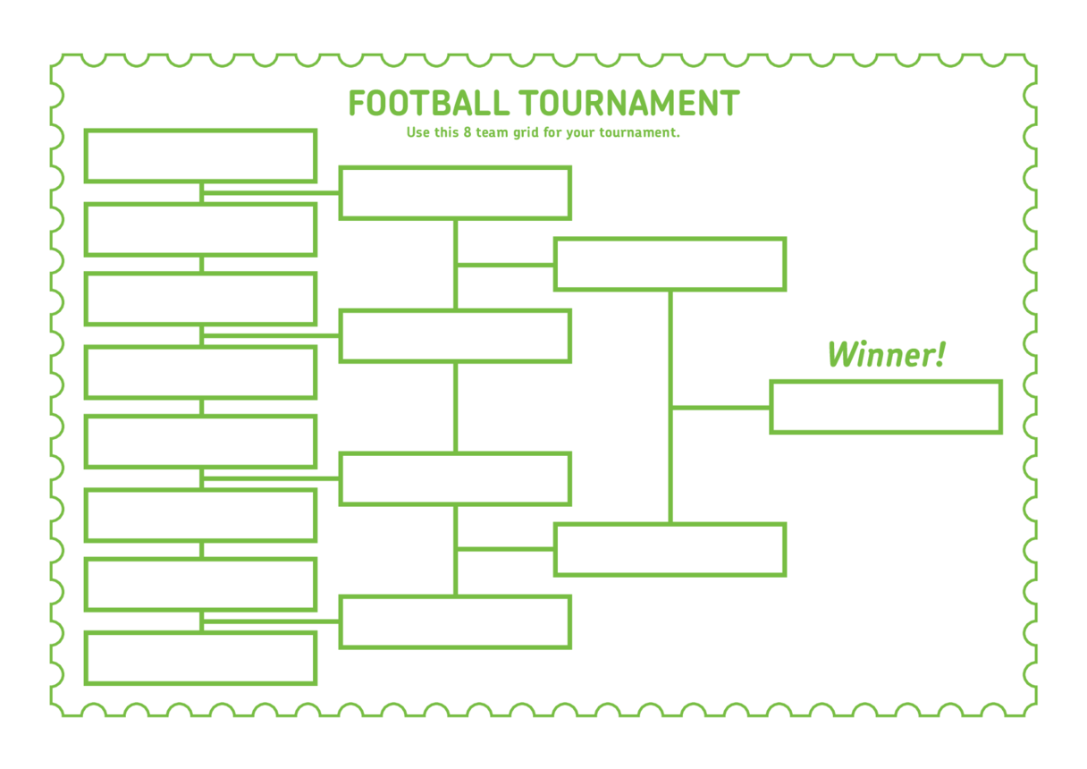 Royal Mail iStamp Club Football Tournament Activity