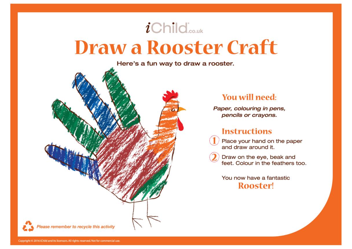 Rooster Handcraft