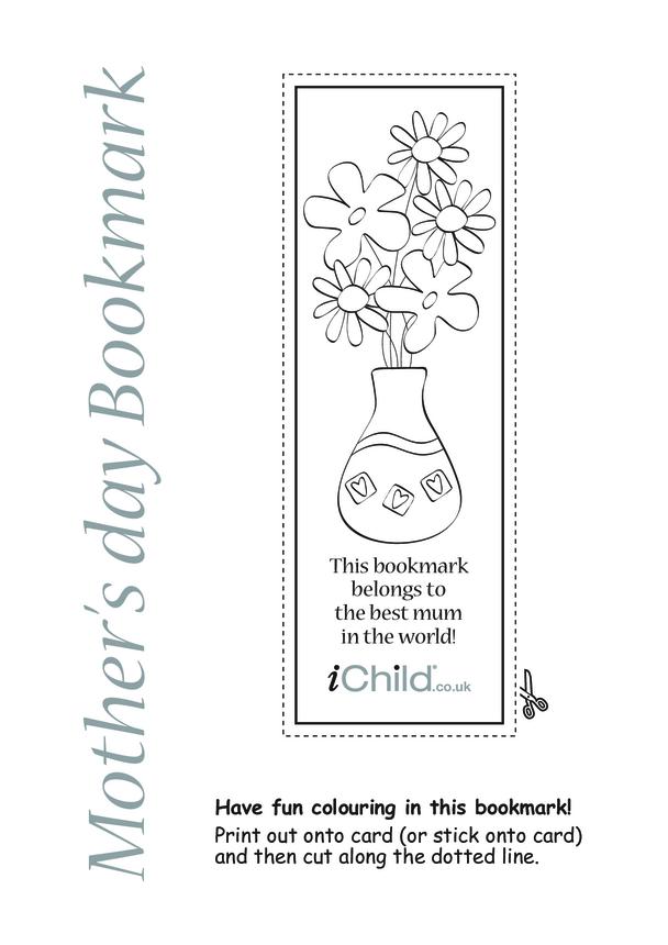 Best Mum Bookmark