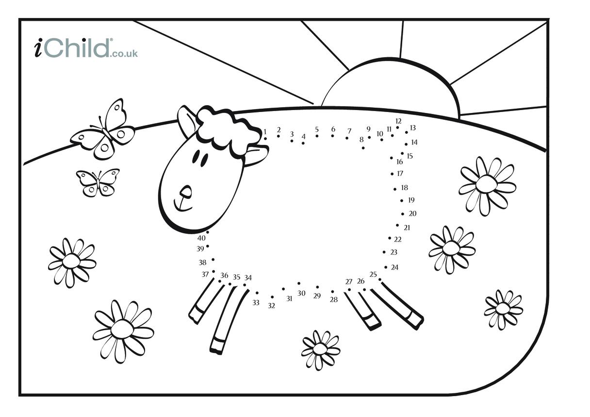 Lamb Dot to Dot