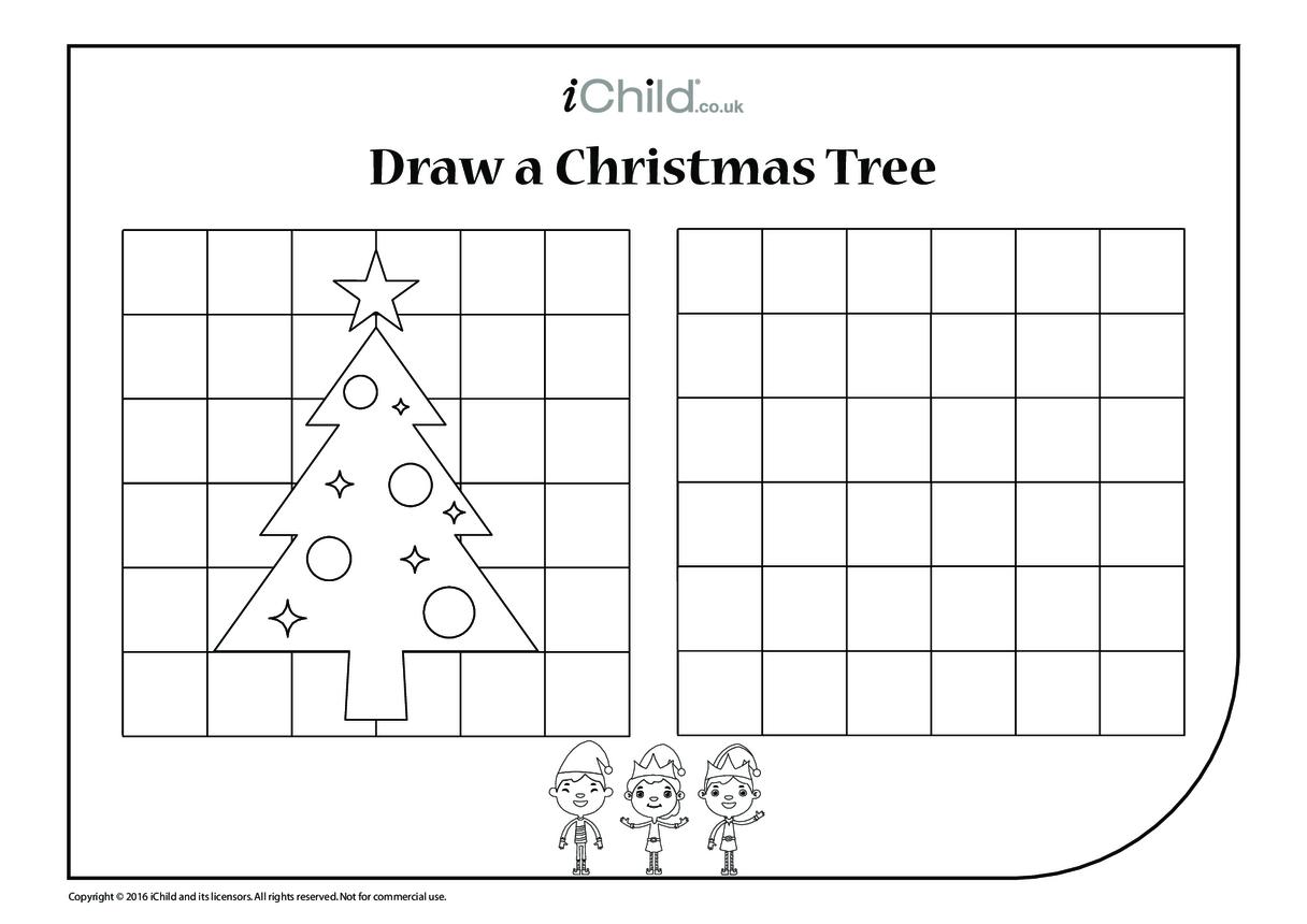 Draw a Christmas Tree
