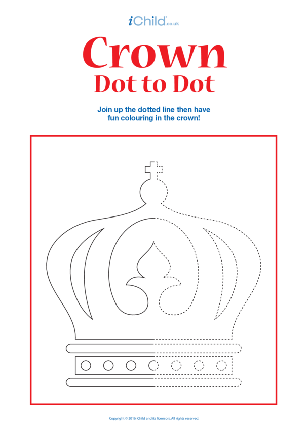 Crown Dot to Dot