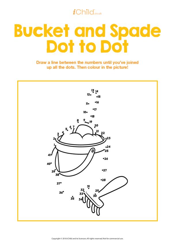 Bucket & Spade Dot to Dot